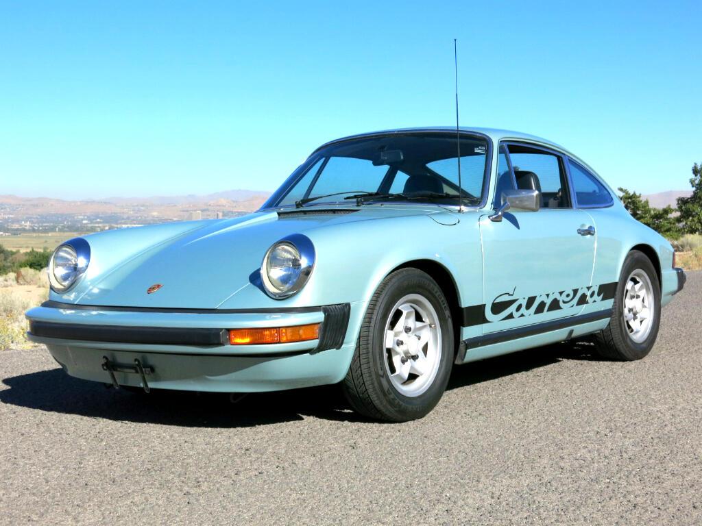 1974 Porsche 911 2 dr Coupe