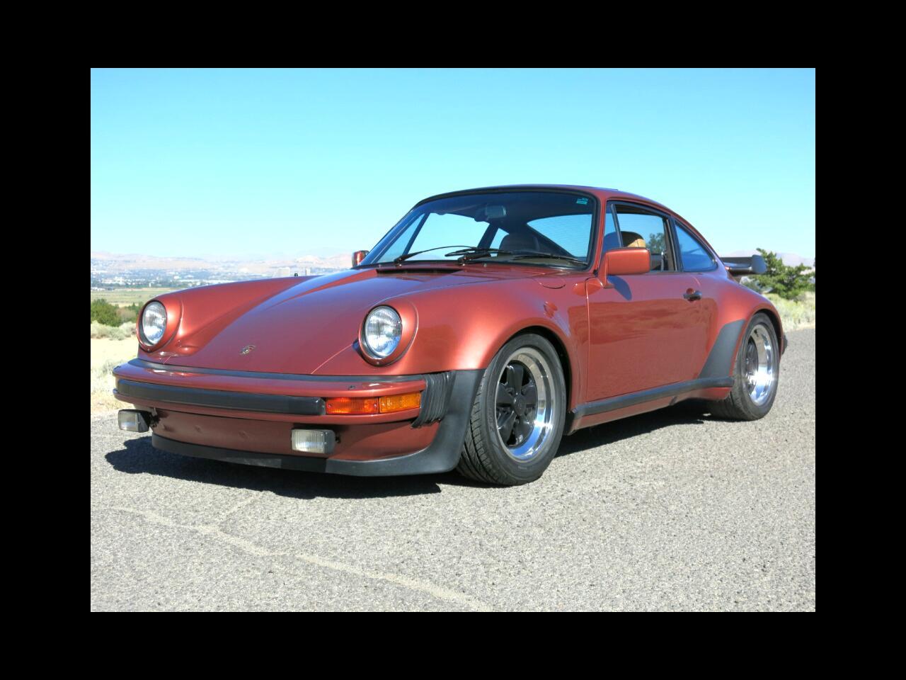 Porsche 911 Turbo  1979