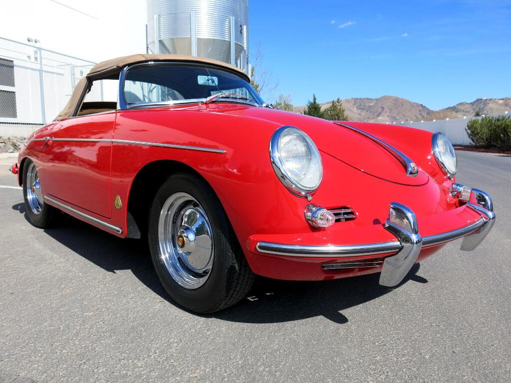 Porsche 356B  1960