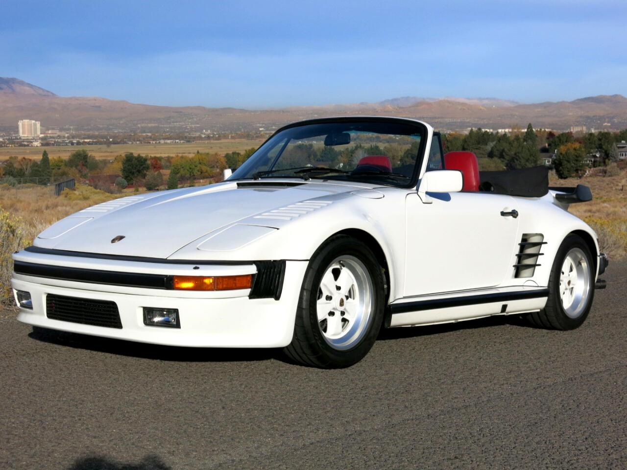 Porsche 930  1987