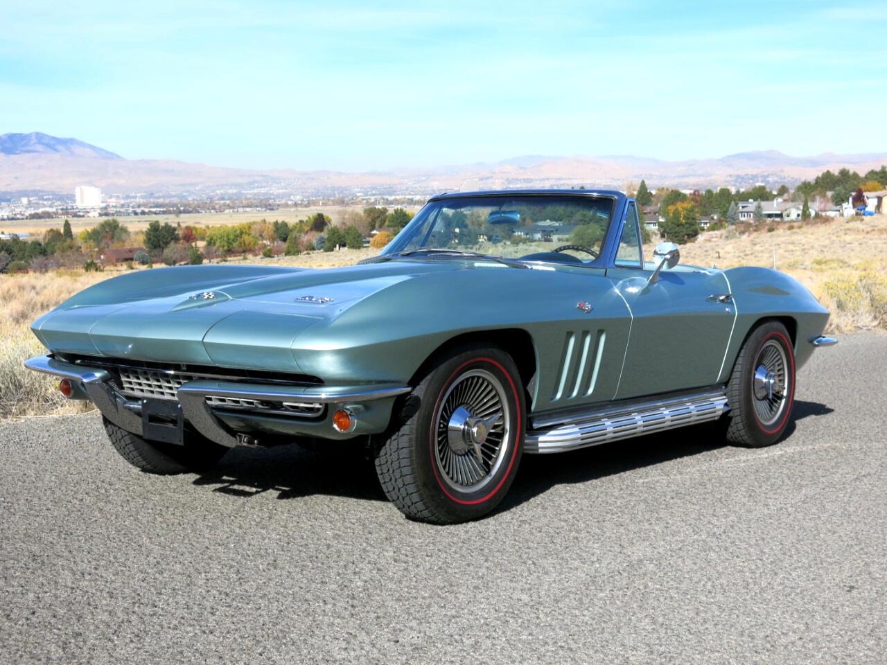 Chevrolet Corvette Roadster 1966