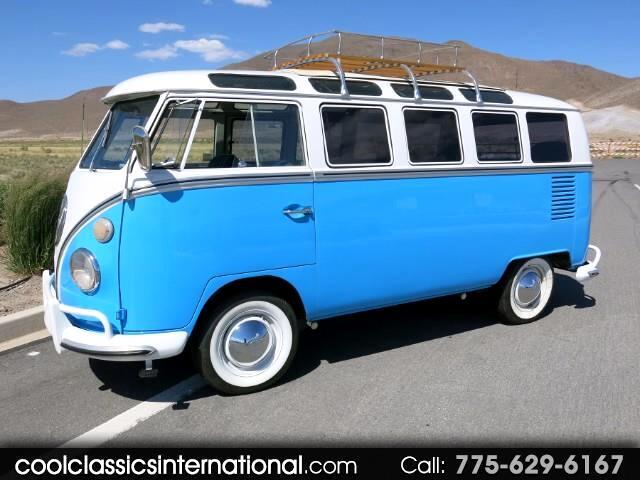 1965 Volkswagen Samba