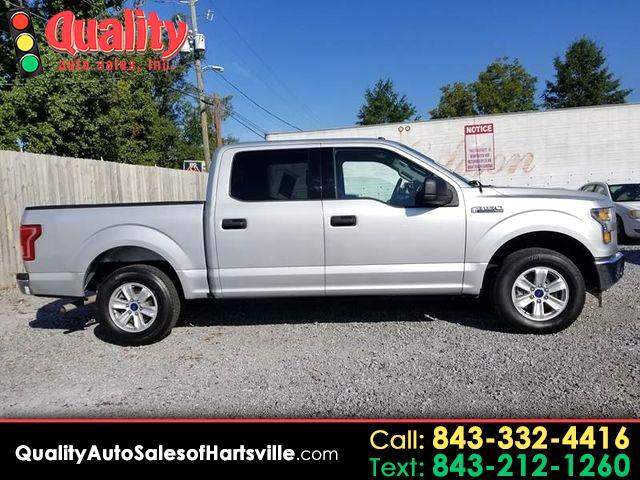 2017 Ford F-150 King-Ranch SuperCrew 5.5-ft. 2WD