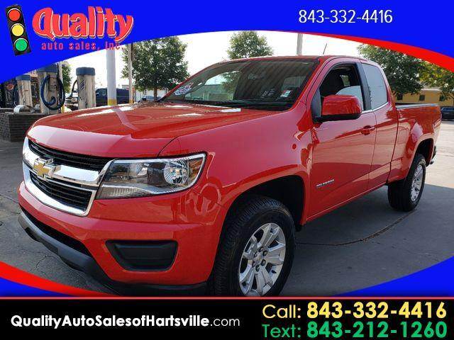 2018 Chevrolet Colorado LT Ext. Cab 2WD