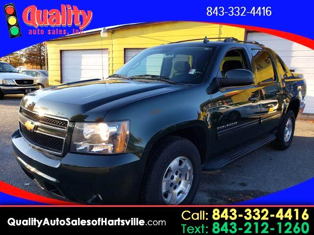 Chevrolet Avalanche LS 2WD 2013