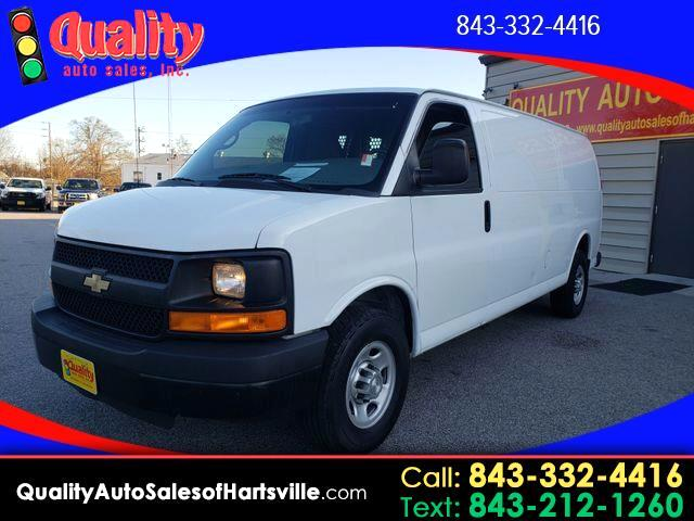 Chevrolet Express 2500 Cargo Extended 2015