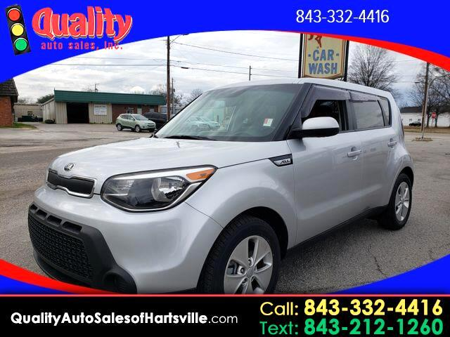 Kia Soul Convenience Package 2016