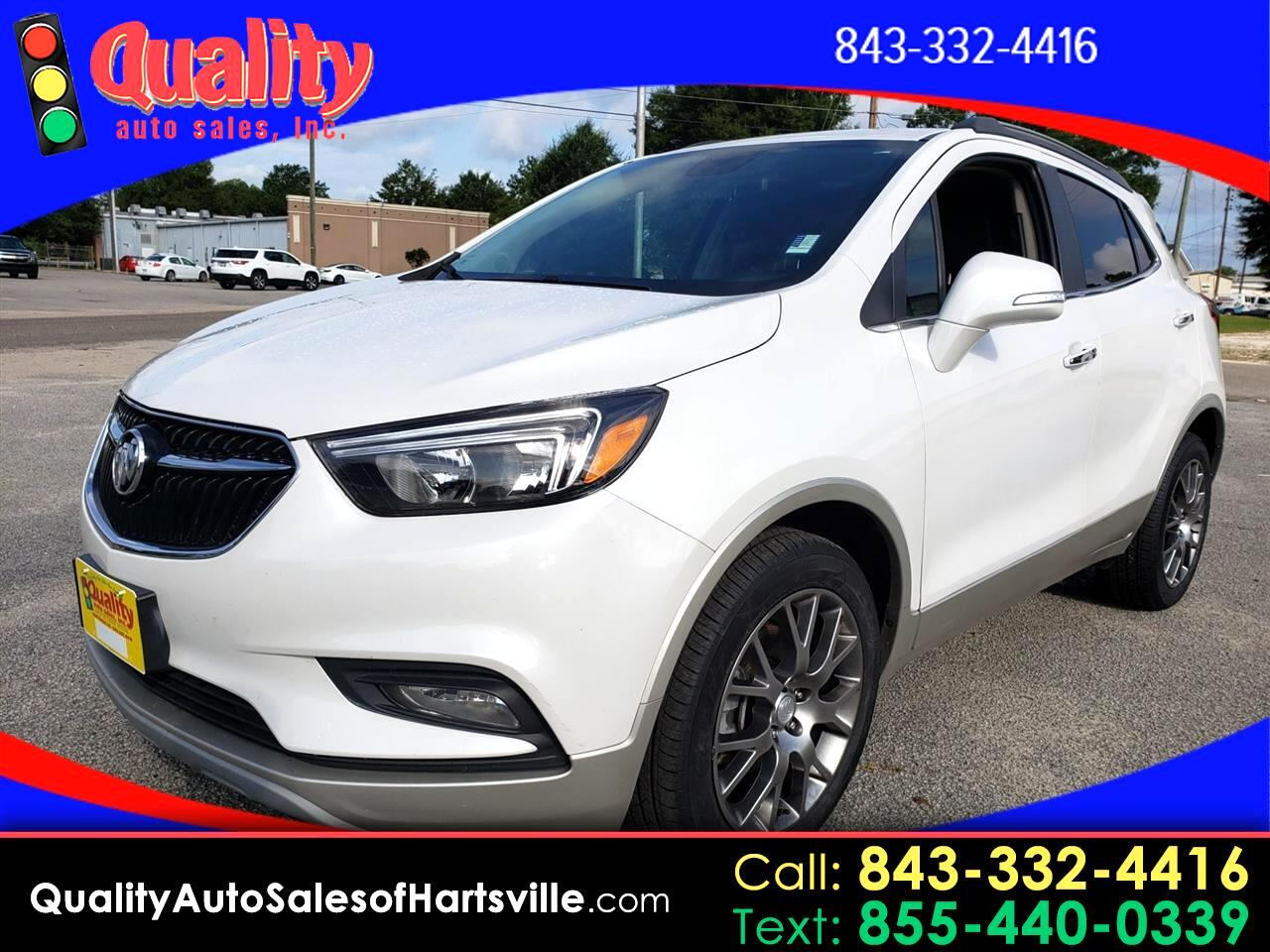 Buick Encore FWD 4dr Sport Touring 2017