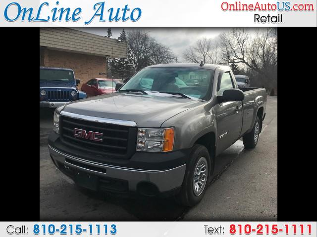 2009 GMC Sierra 1500 1500 2WHEEL DR WORK TRUCK