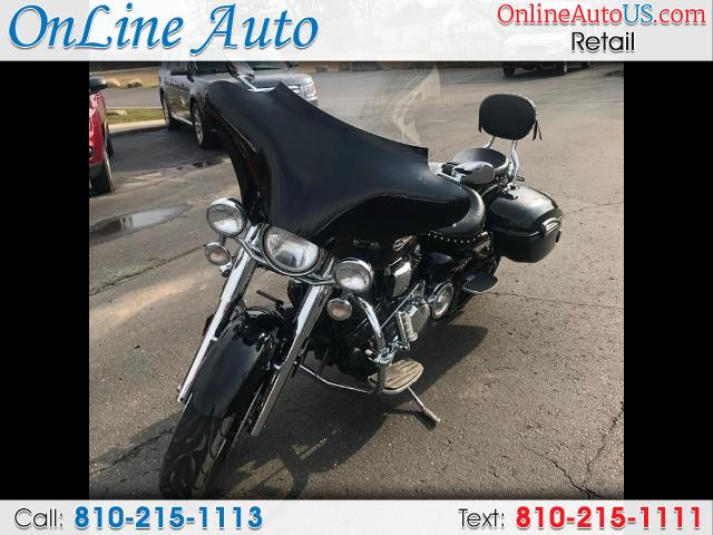 2006 Yamaha Road Star Silverado MOTORCYCLE