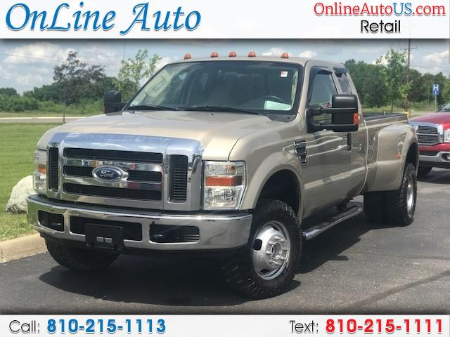 2008 Ford F-350 SD DUALLY MANUAL 4 DOOR EXT