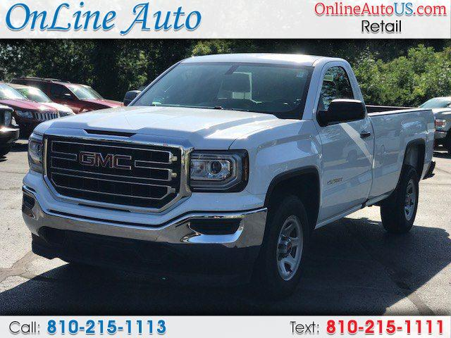 2017 GMC Sierra 1500 1500 2WHEEL DRIVE LONG BOX