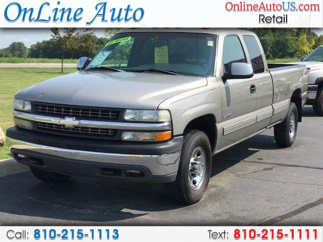 1999 Chevrolet Silverado 2500 C2500 PICK UP EXTENDED CAB 2WD