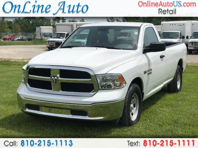 2017 RAM 1500 ST LONG BOX PICK UP