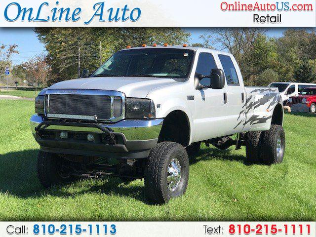2002 Ford F-350 SD SUPER DUTY F350 LIFTED PICK UP