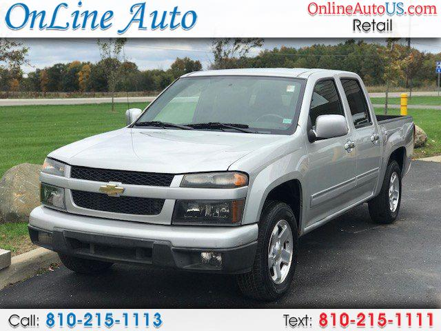 2011 Chevrolet Colorado LT 2WD PICK UP