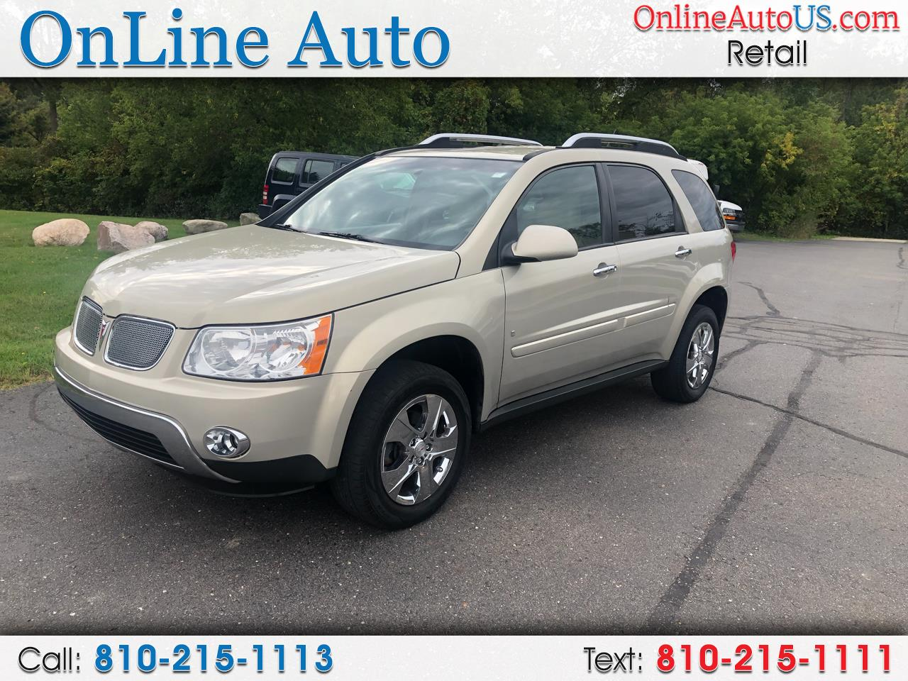 Pontiac Torrent  2009