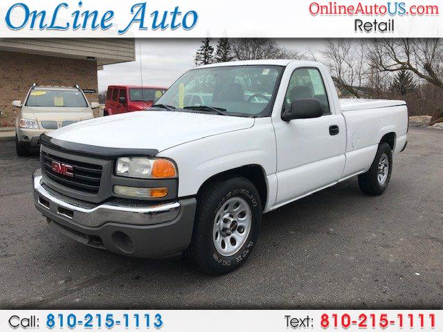 2005 GMC New Sierra 1500 PICK UP TRUCK