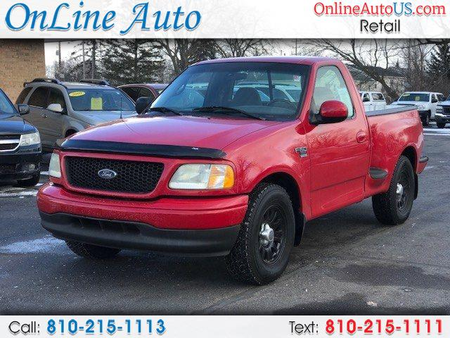 2002 Ford F-150 REGULAR CAB