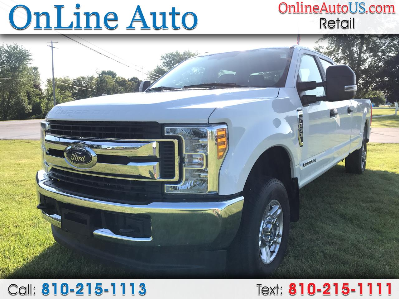 2017 Ford F-350 CREW CAB SUPER DUTY