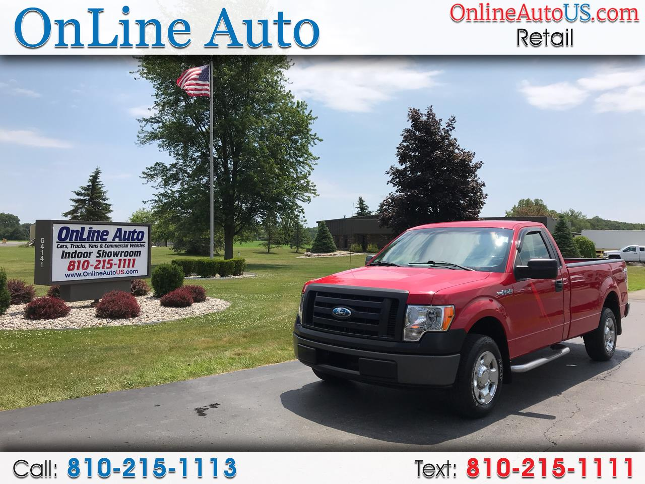 2009 Ford F-150 PICK UP 2 WHEEL DRIVE