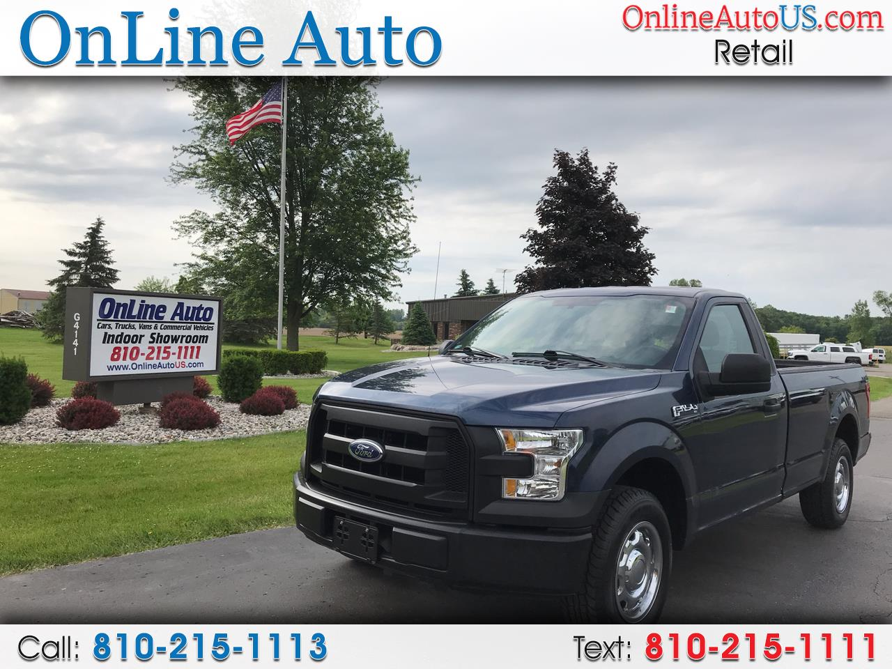 2016 Ford F-150 PICK UP