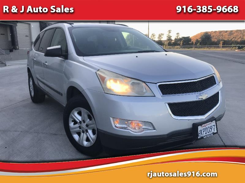 Chevrolet Traverse 1LT AWD 2009