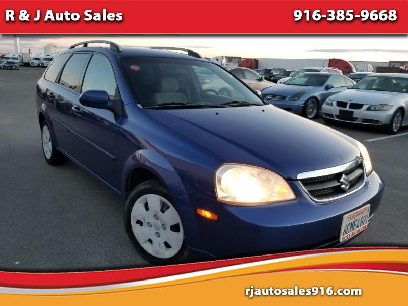 2007 Suzuki Forenza Wagon Base