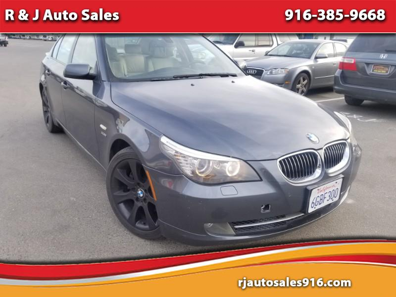 BMW 5-Series 535xi 2009