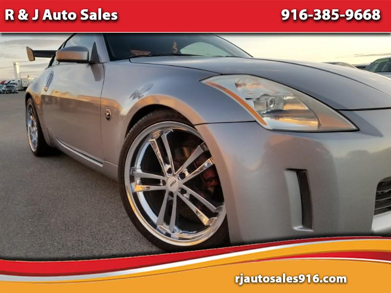 2004 Nissan 350Z 2dr Cpe Enthusiast Manual