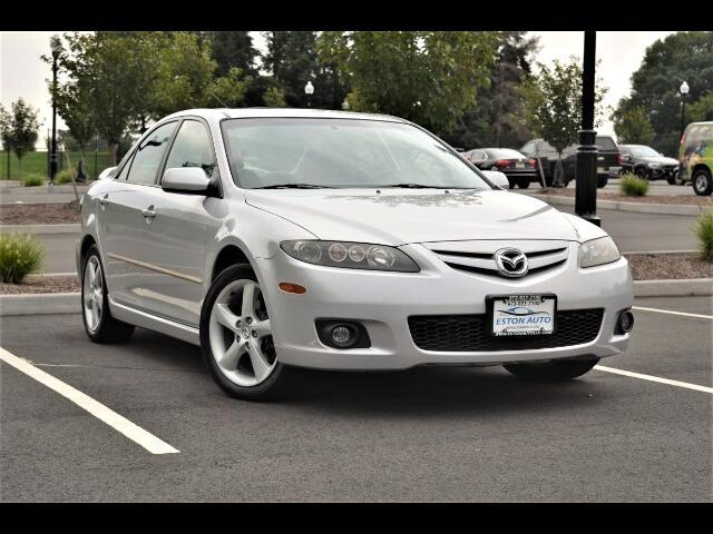 2007 Mazda MAZDA6 i Sports Sedan Grand Touring