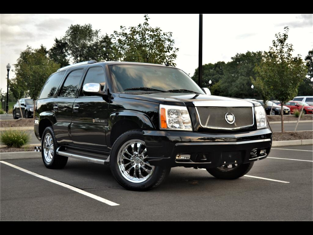 2006 Cadillac Escalade AWD Platinum Edition