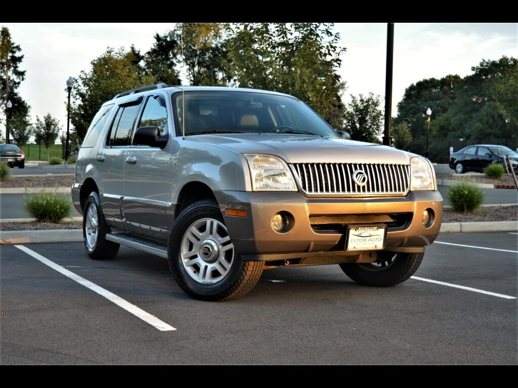 2004 Mercury Mountaineer AWD 4dr V8 Premier