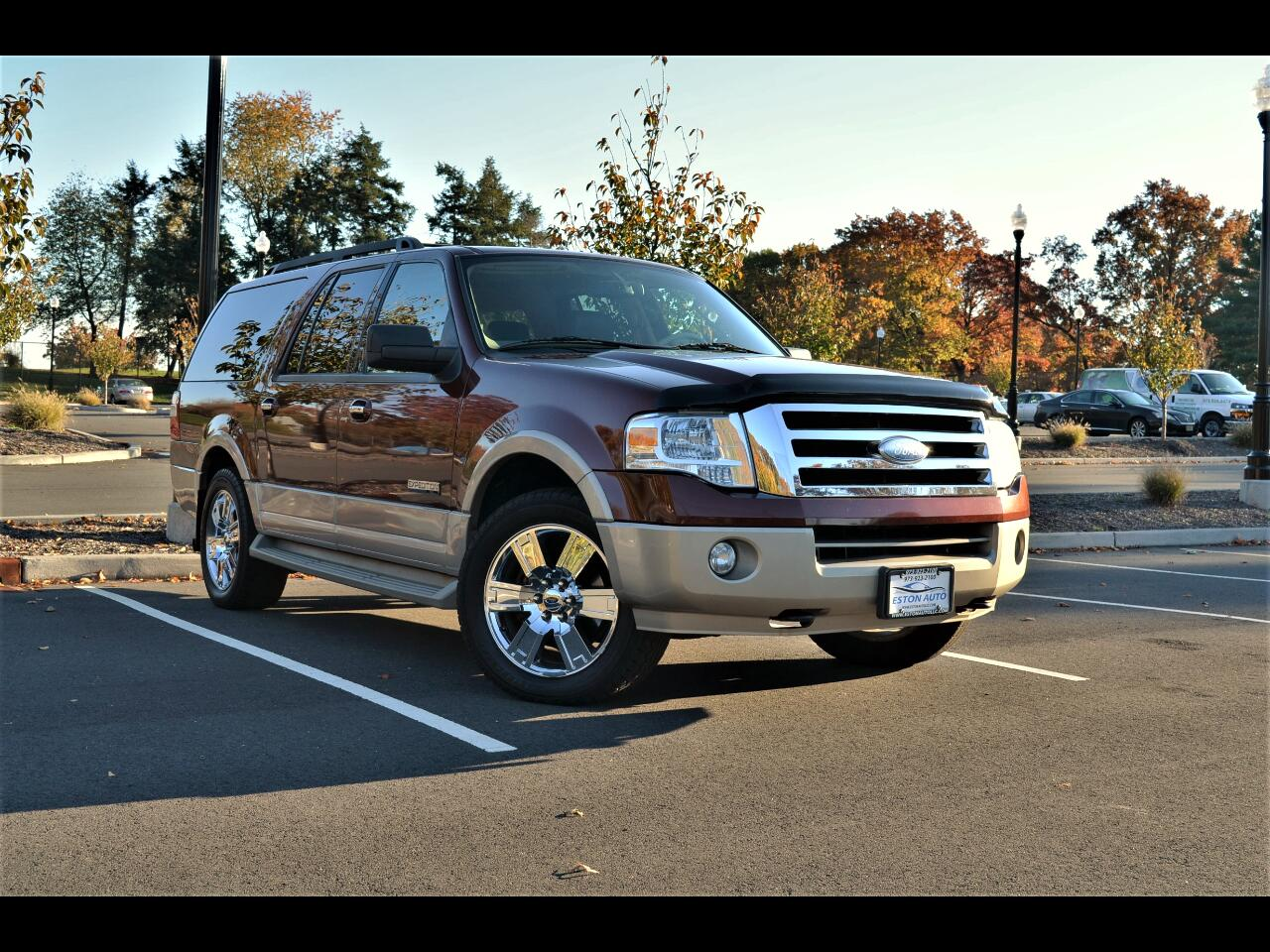 2007 Ford Expedition EL 4WD 4dr Eddie Bauer