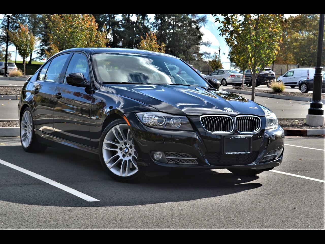 2010 BMW 3 Series 4dr Sdn 335d RWD