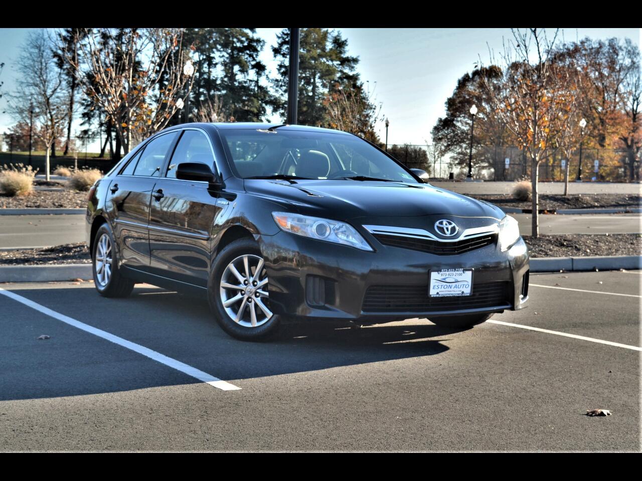 2010 Toyota Camry Hybrid Hybrid