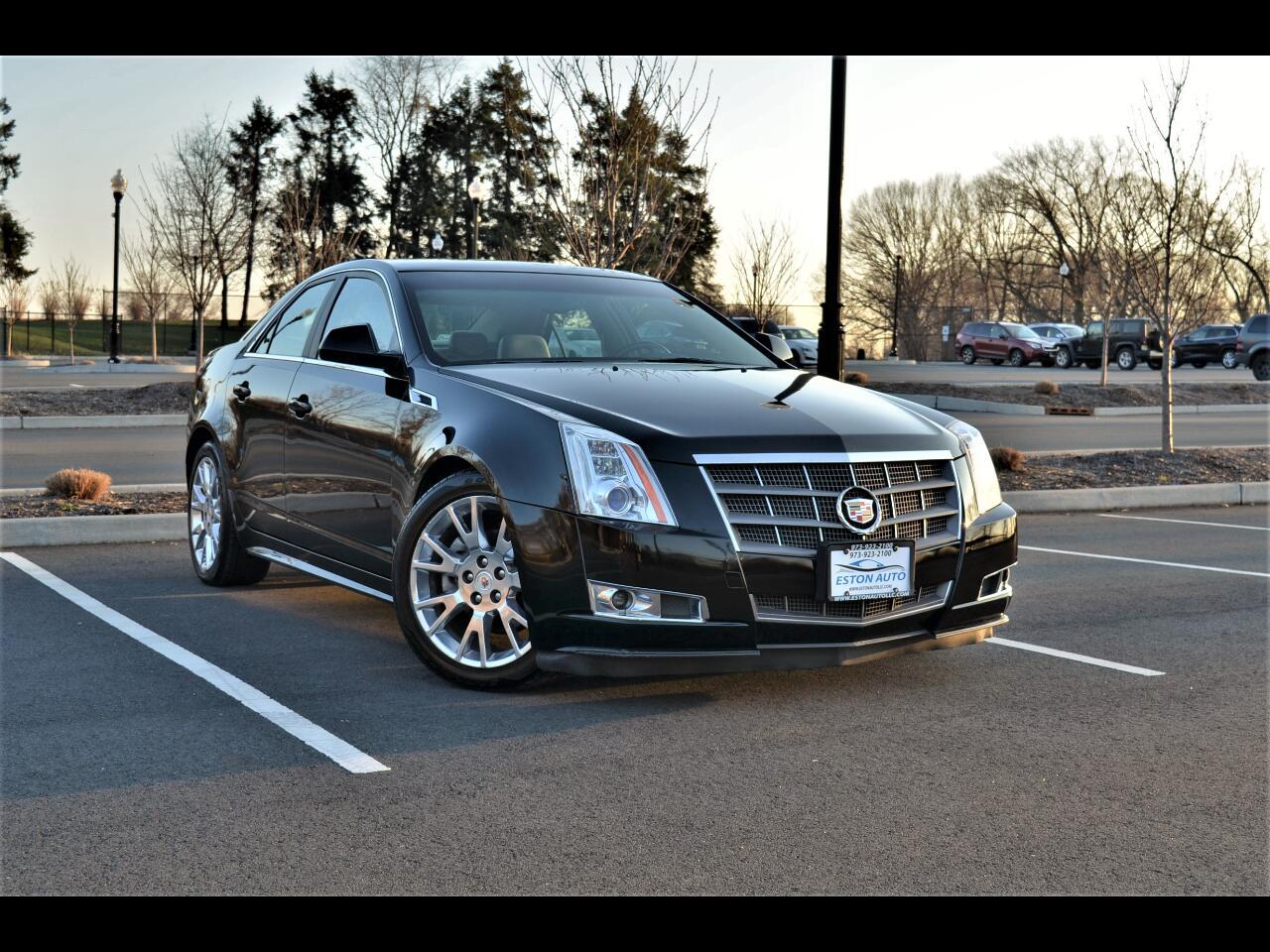 2011 Cadillac CTS Sedan 4dr Sdn 3.6L Performance RWD