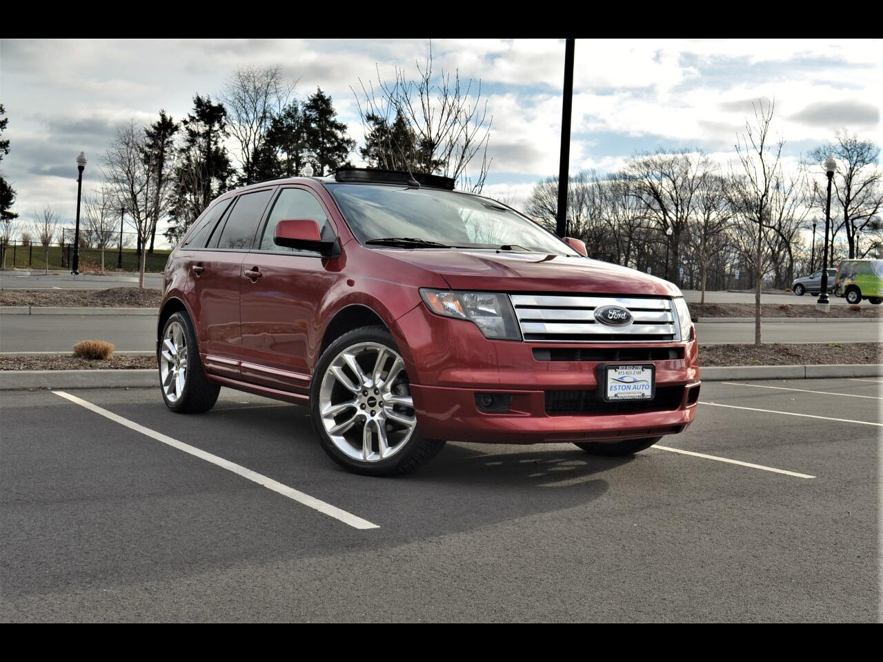 2009 Ford Edge 4dr Sport FWD