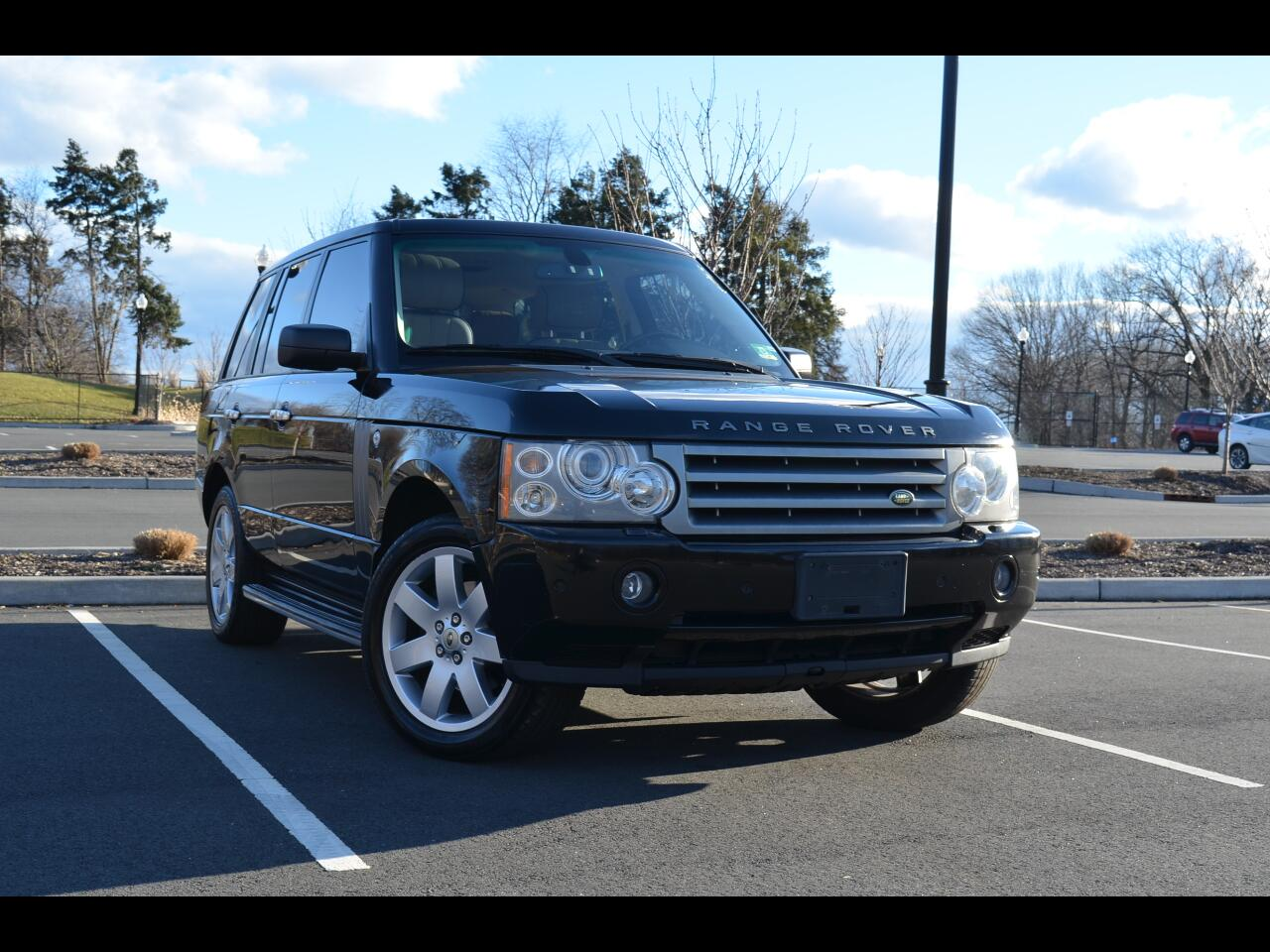 2006 Land Rover Range Rover 4WD 4dr HSE
