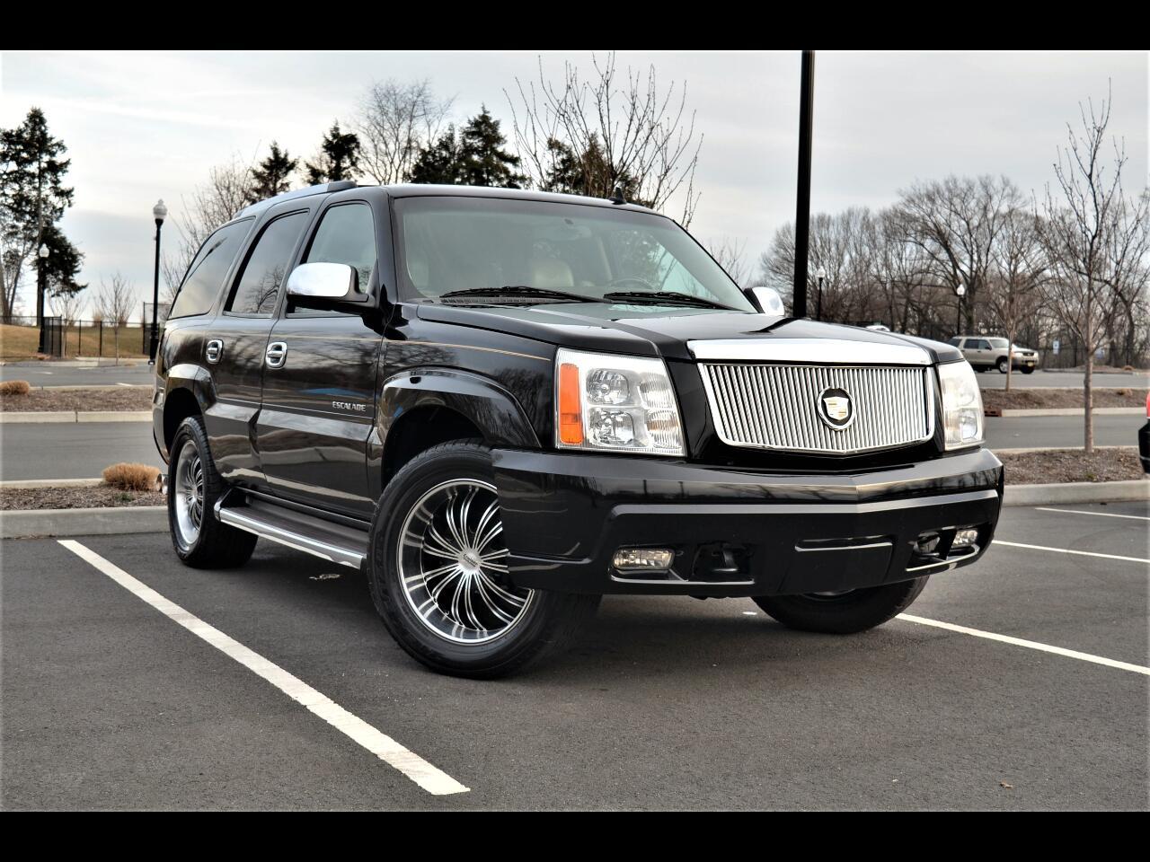 2006 Cadillac Escalade Platinum AWD
