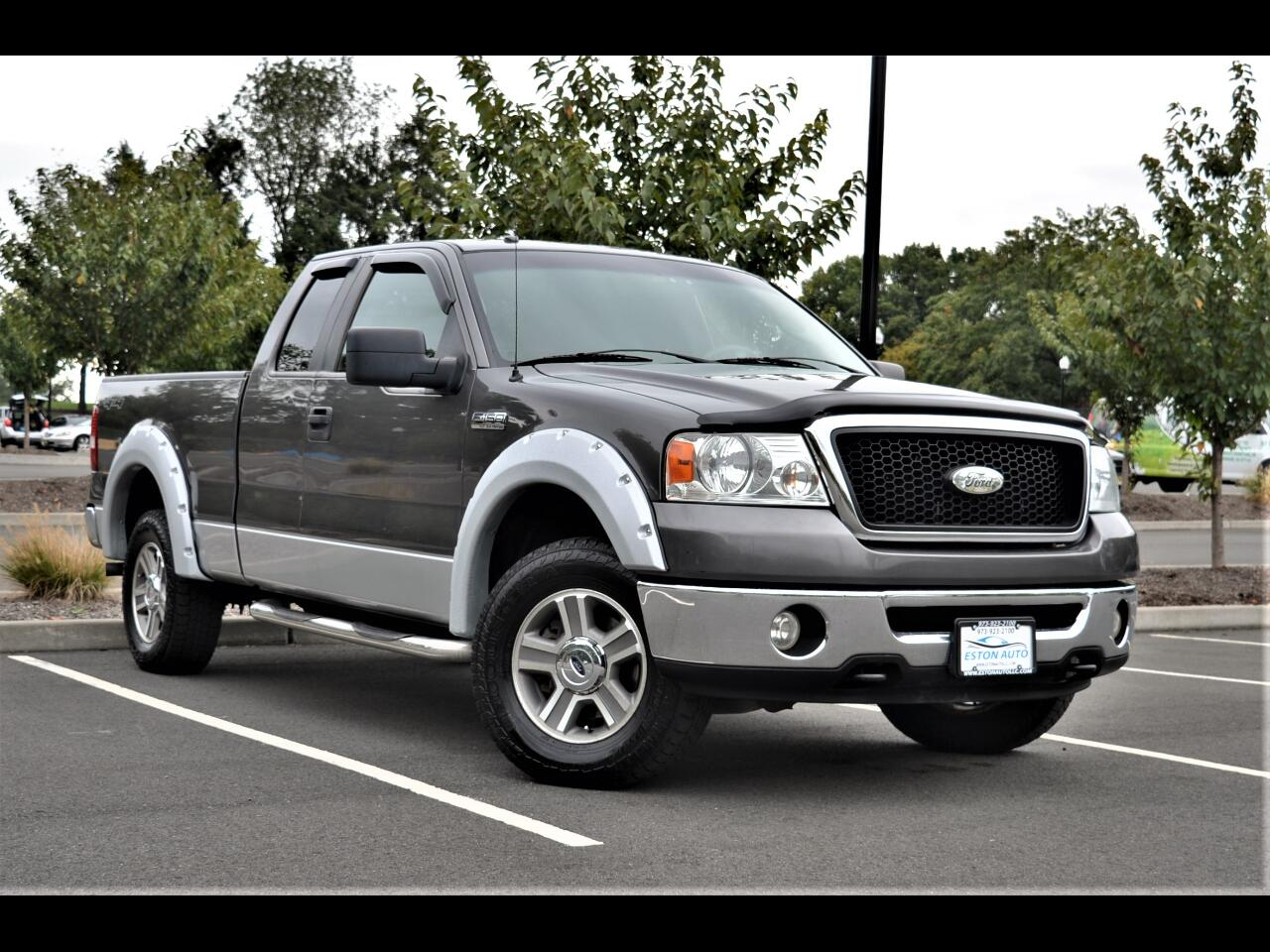 """2008 Ford F-150 4WD SuperCab 145"""" 60th Anniversary"""