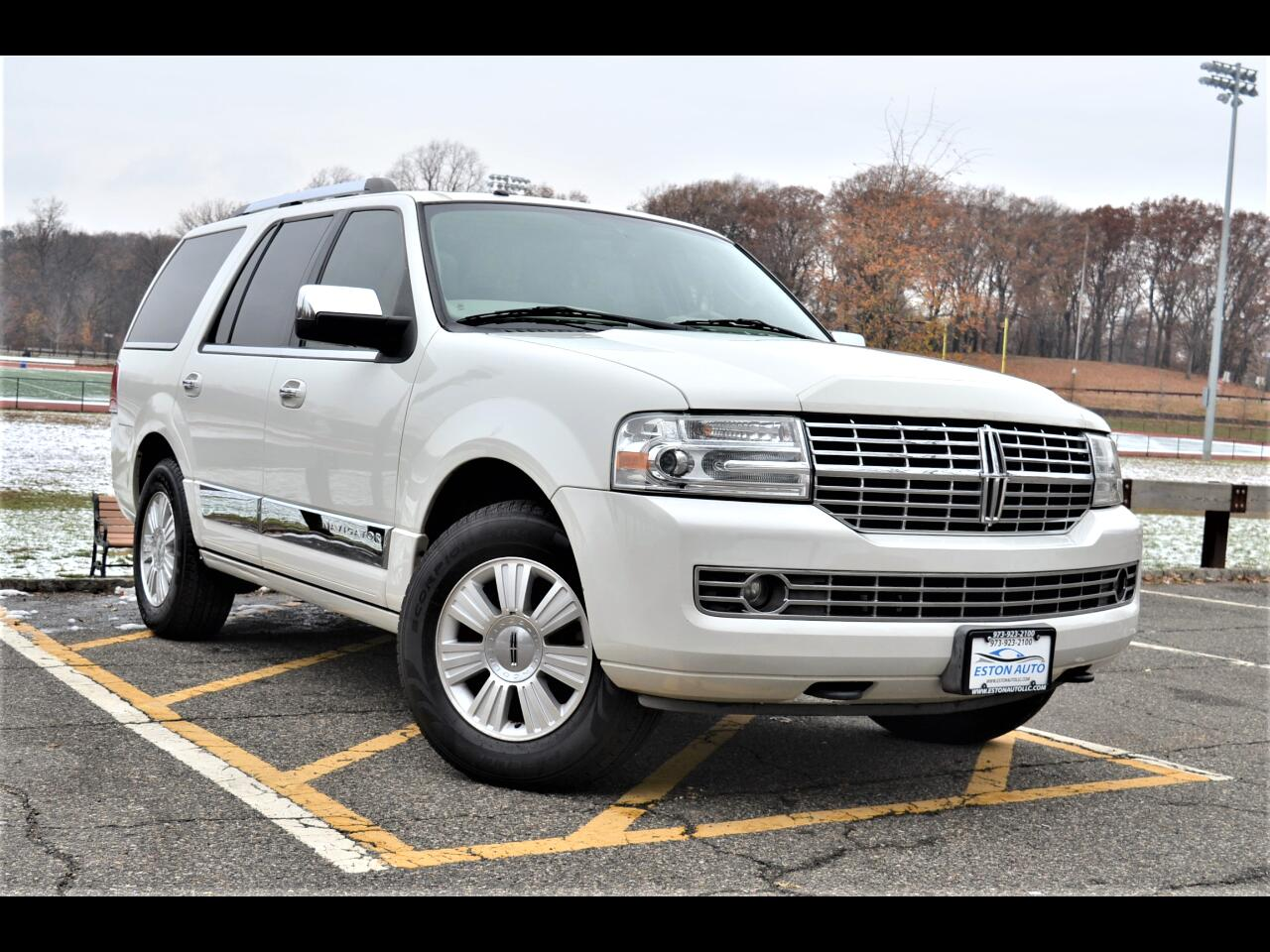 Lincoln Navigator 4dr 4WD Ultimate 2008