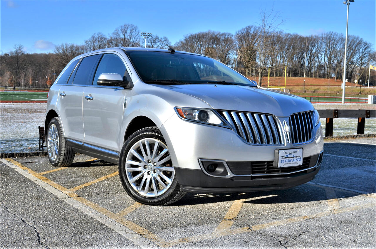 Lincoln MKX FWD 4dr 2012
