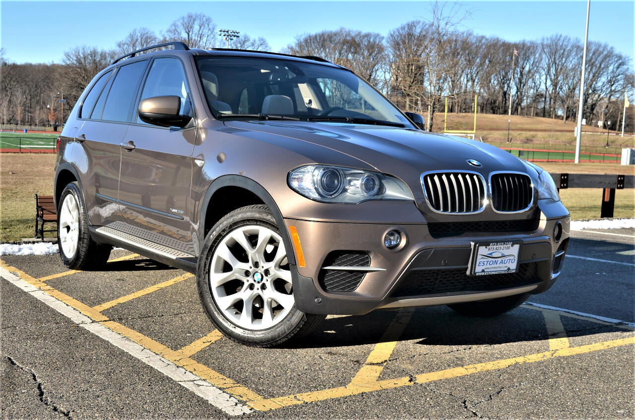 BMW X5 AWD 4dr 35i Sport Activity 2011
