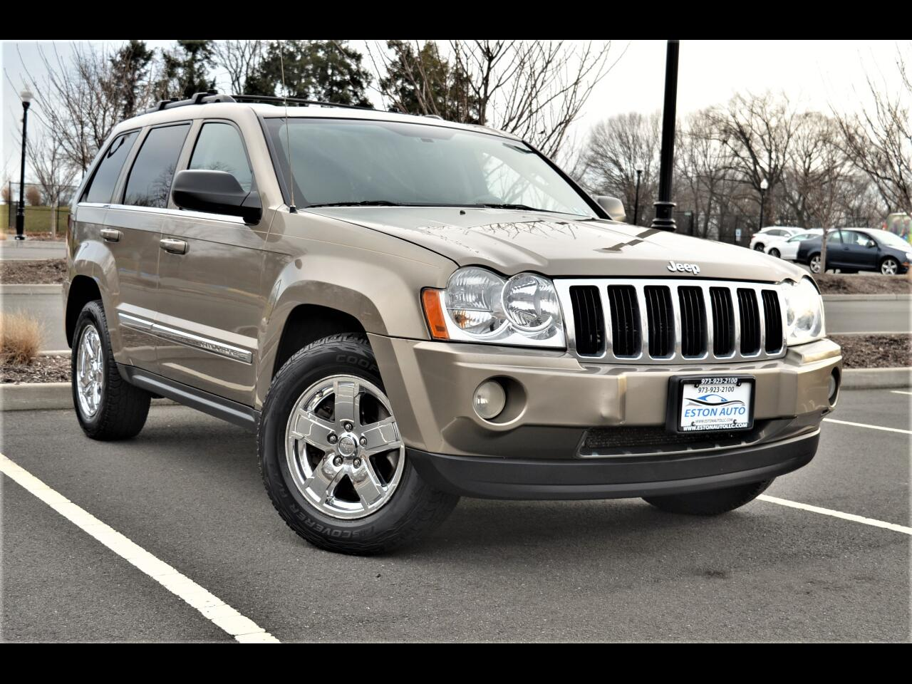 Jeep Grand Cherokee 4dr Limited 4WD 2006