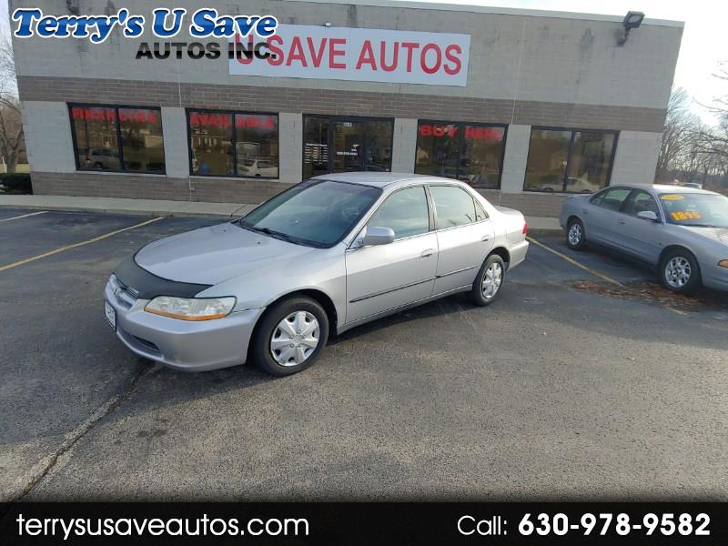 Honda Accord LX sedan 2000