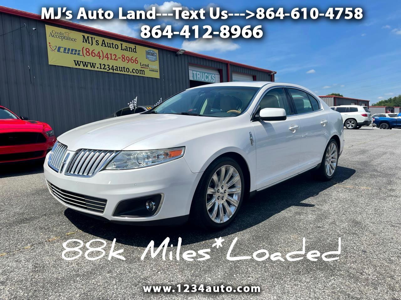 Lincoln MKS 3.7L FWD 2012