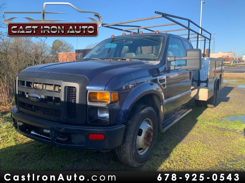 Ford F-350 SD XL SuperCab Long Bed DRW 2WD 2008