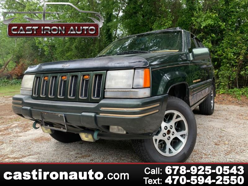 Jeep Grand Cherokee Limited 4WD 1997