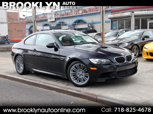 2011 BMW M3 Coupe DCT Red Interior